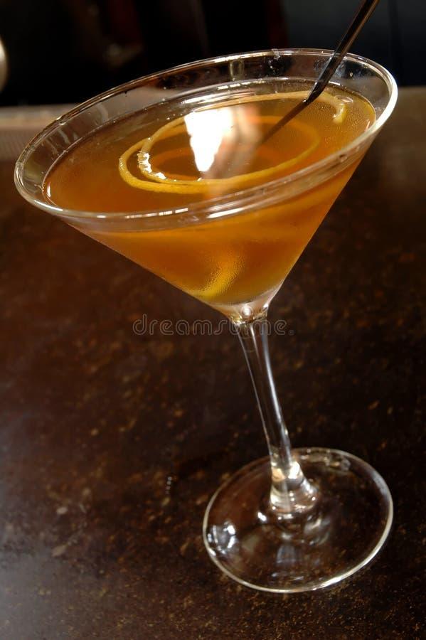 Limone martini fotografia stock libera da diritti