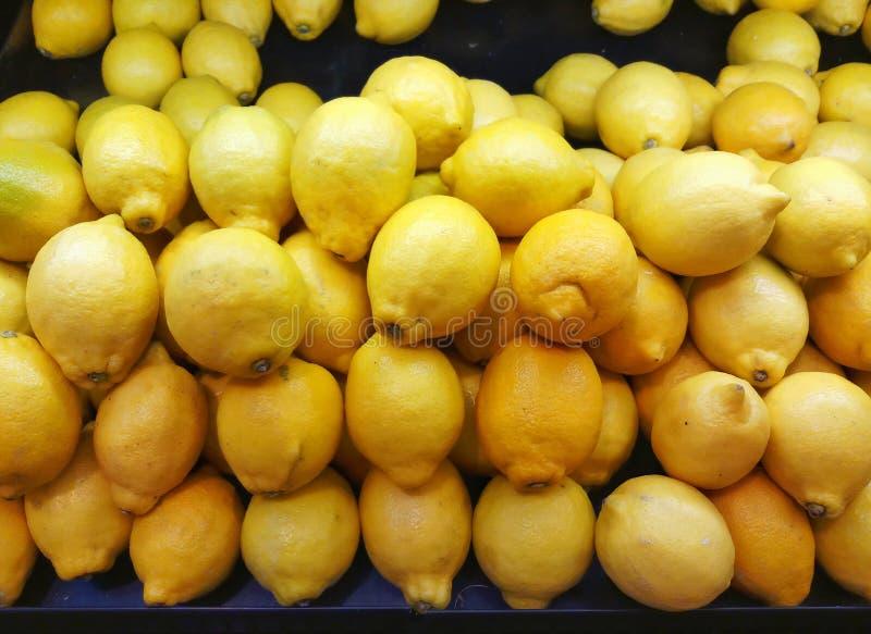 Limone per salute fotografia stock