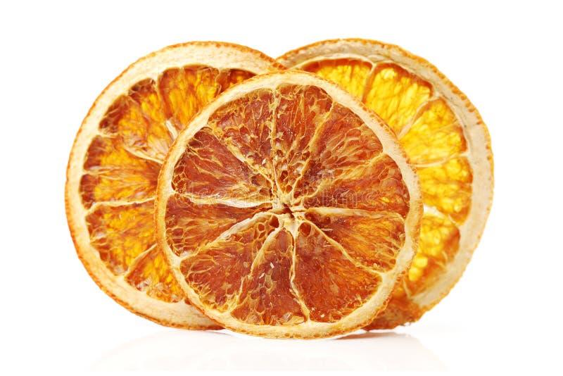 Limone secco immagine stock