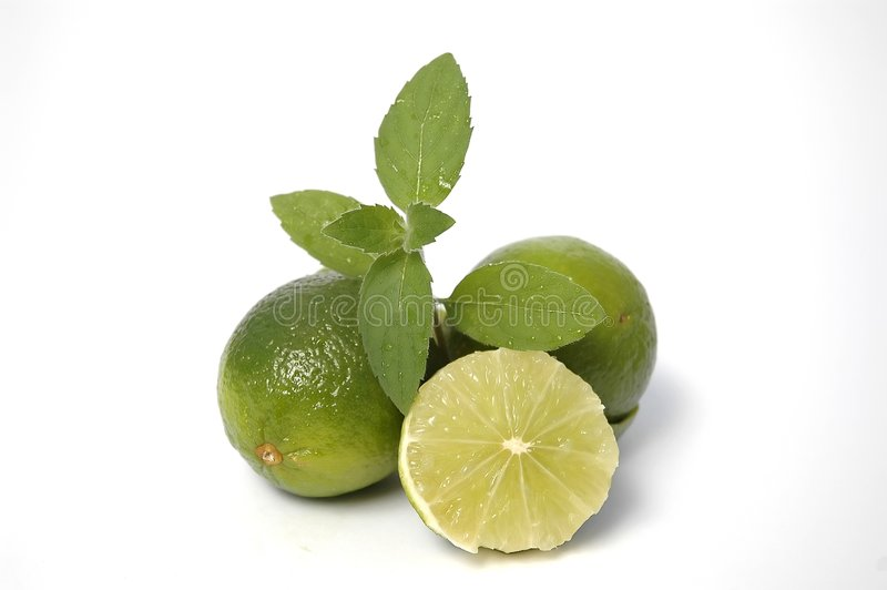Limons royalty free stock photos