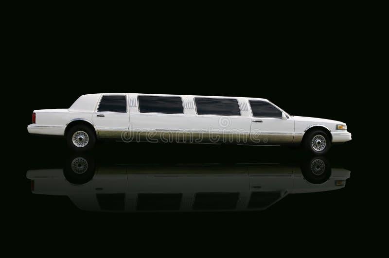 Limousine lizenzfreie stockbilder