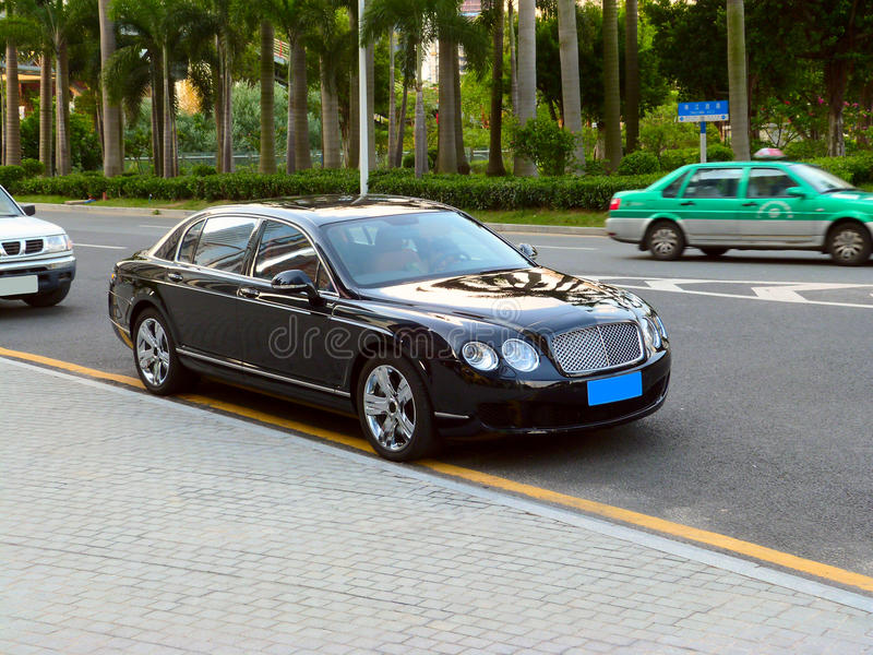 limousine photographie stock