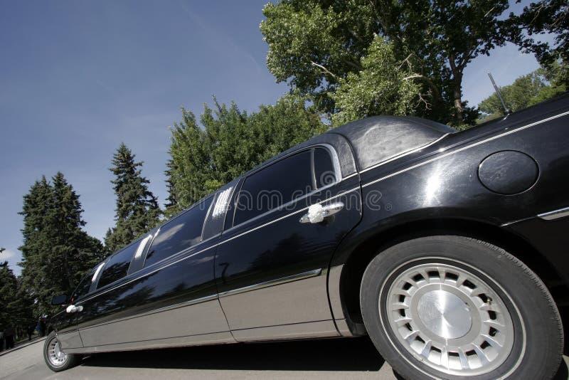 Limousine lizenzfreies stockfoto