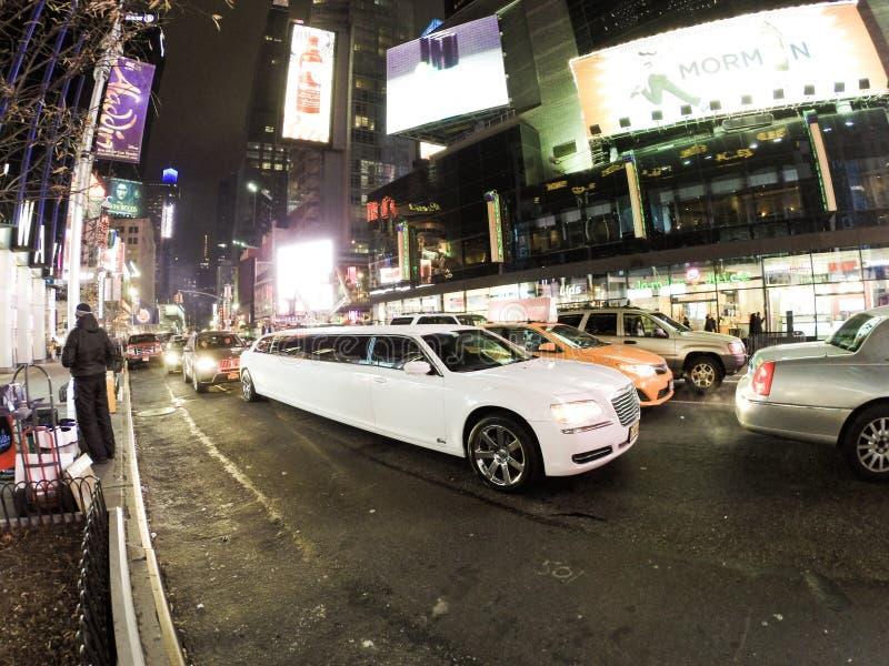 limousine stock afbeelding