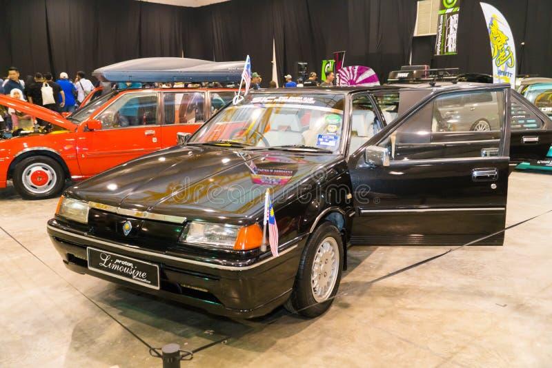 Limousine de saga de Proton photo stock