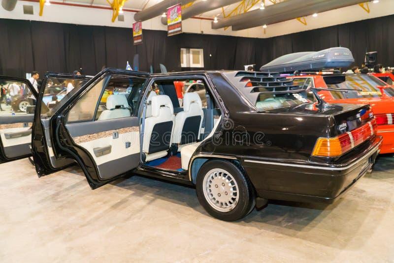 Limousine de saga de Proton photo libre de droits
