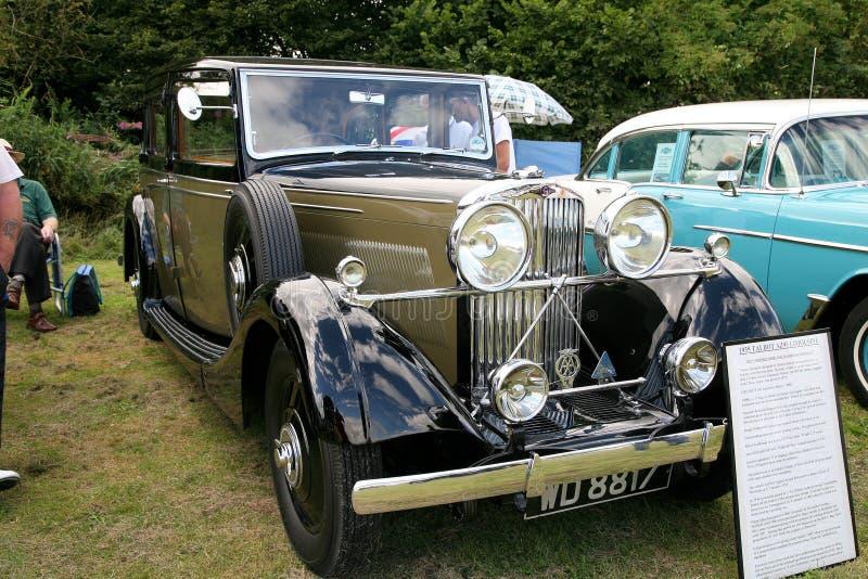 Limousine 1935 Klassiker-Talbots AZ95 lizenzfreie stockfotos