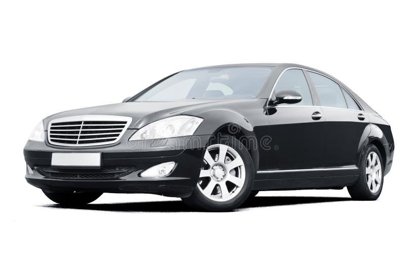 limousine noire photos libres de droits