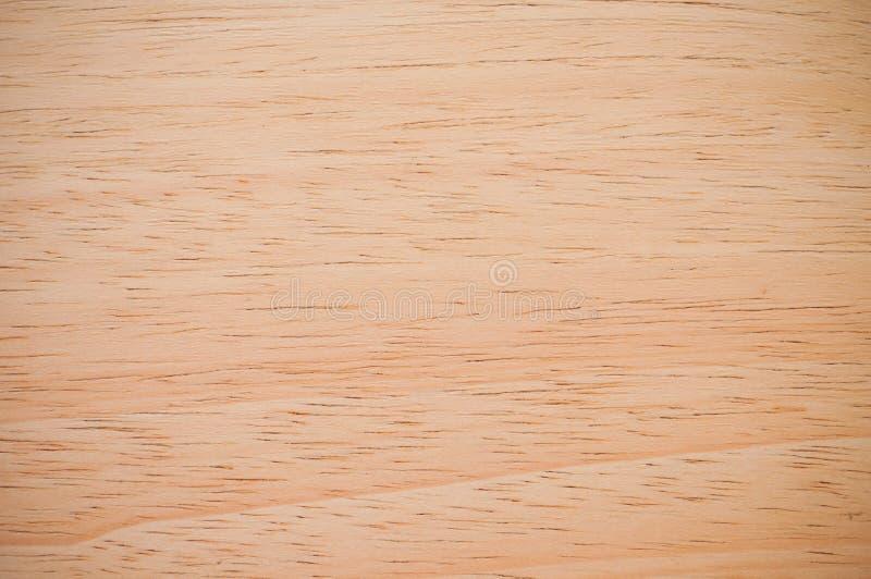 Limpe o fundo de madeira claro fotografia de stock