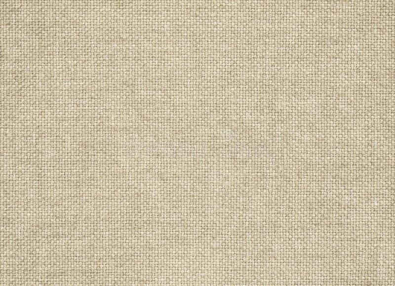 Limpe a textura marrom de serapilheira Tela tecida fotos de stock royalty free