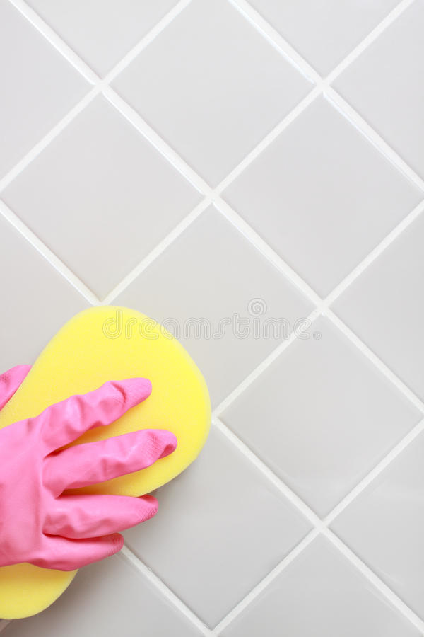 Limpeza. fotografia de stock