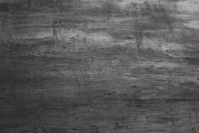 Limpie la superficie del tablero de tiza Tablero negro con un brillo met?lico Fondo met?lico Fondo negro vac?o para el dise?o neg fotografía de archivo libre de regalías