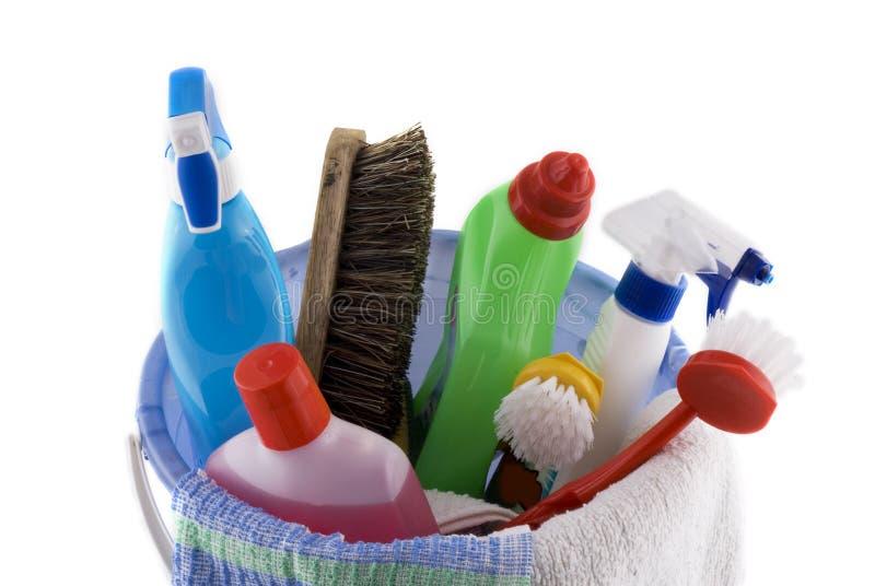 Limpieza foto de archivo libre de regalías