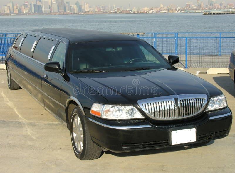 limuzyny Lincolna luksus fotografia stock