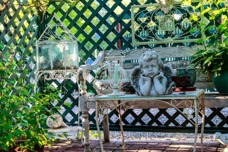 Lin& x27; s-Garten lizenzfreies stockbild