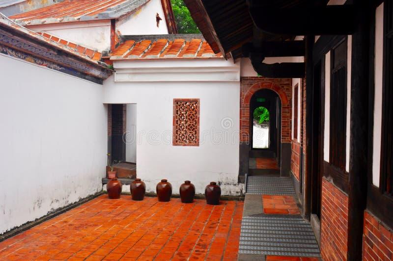 Lin Tai Ancestralny dom fotografia stock