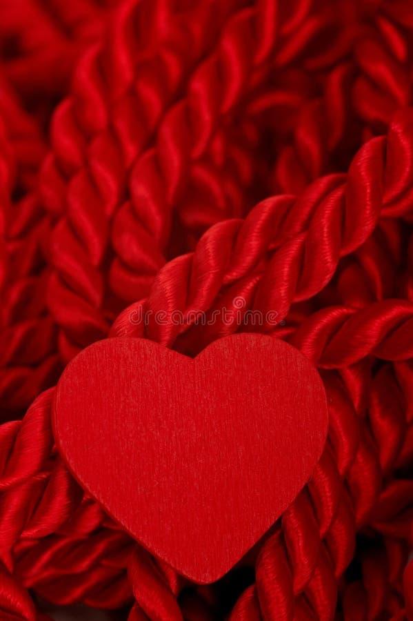 lina czochrająca serca zdjęcia stock