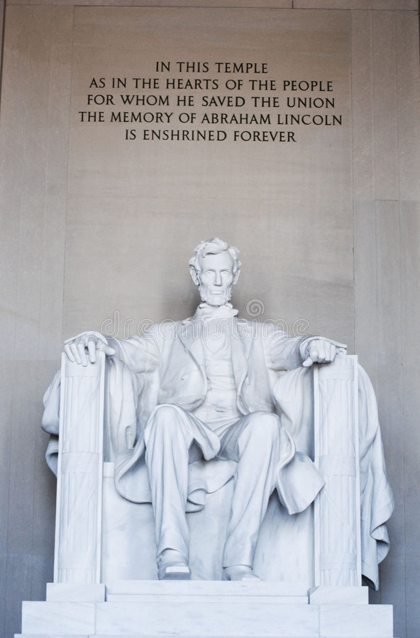 Lincoln stock image
