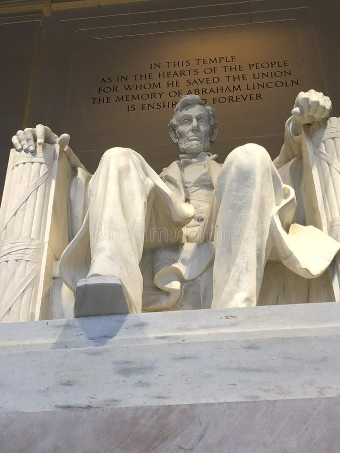 Lincoln royalty free stock photo