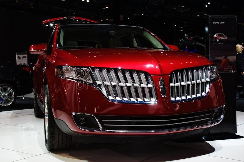 Lincoln-Baumuster 2010 am internationalen zeigen sich lizenzfreie stockfotos