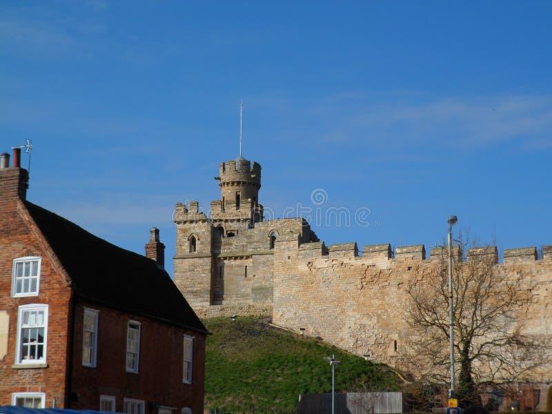 Lincoln Castle photos stock