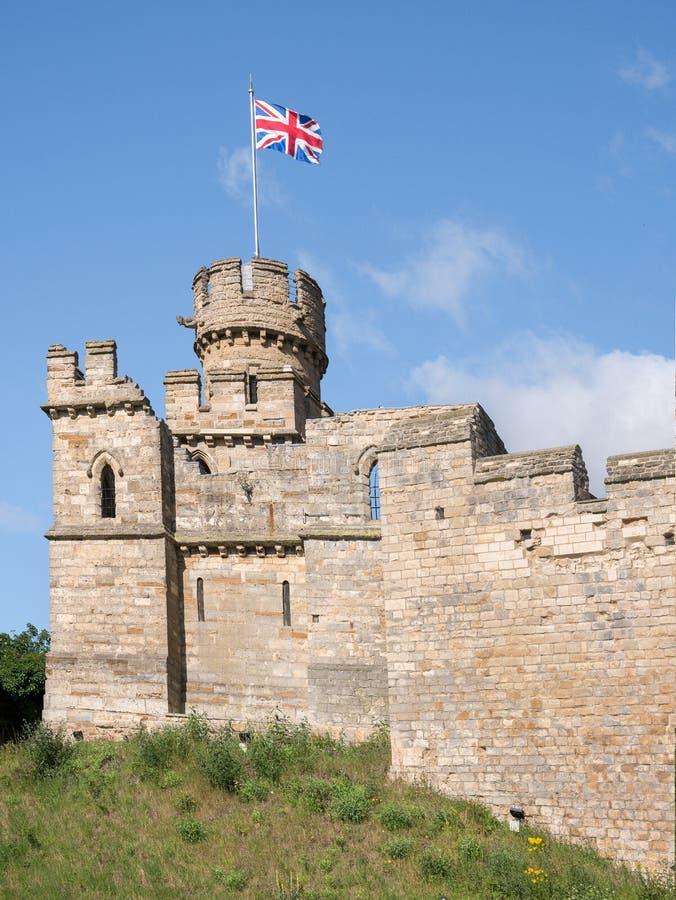 Lincoln Castle fotos de stock