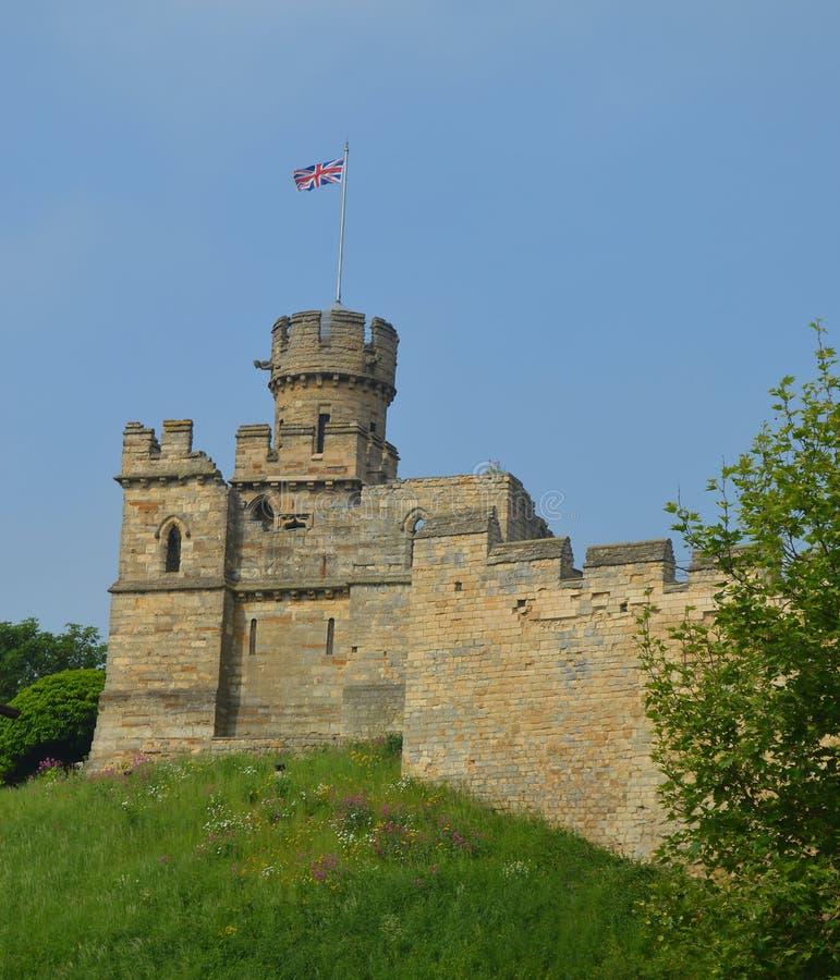 Lincoln Castle Observatory Tower imagen de archivo