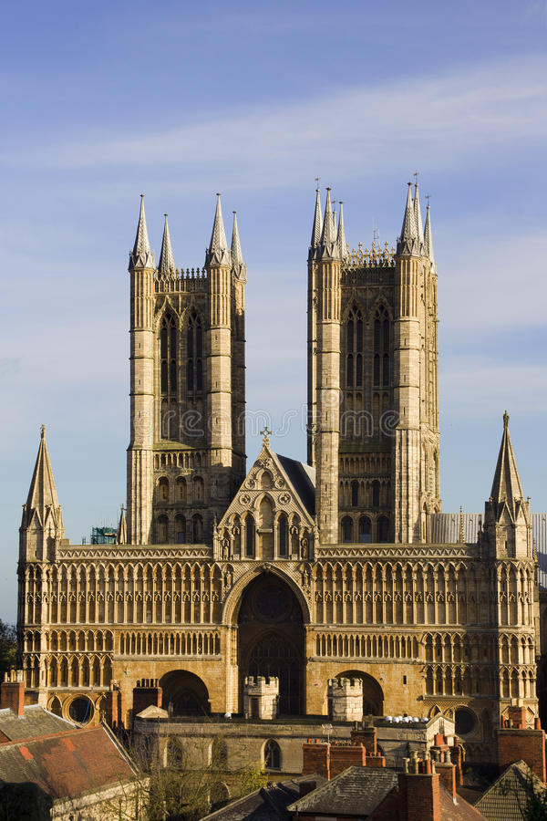 Free Lincoln Cathedral Royalty Free Stock Photography - 18938027