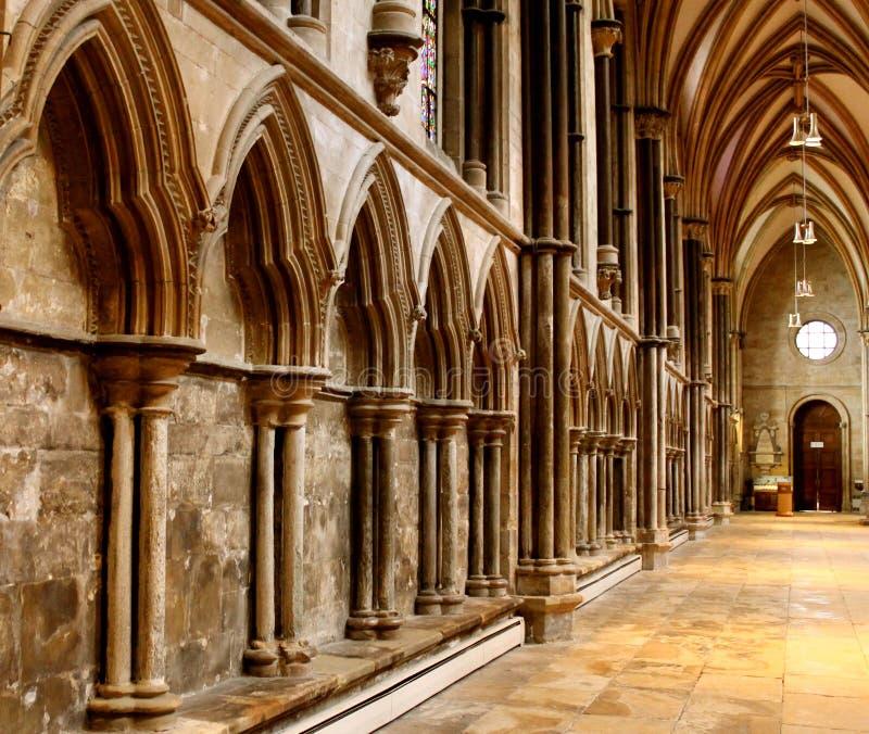 Lincoln Cathedral fotografía de archivo libre de regalías
