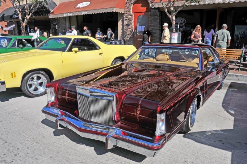 Lincoln Continental stock foto's