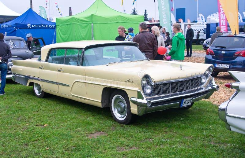 Lincoln Continental Mark 4 stock fotografie