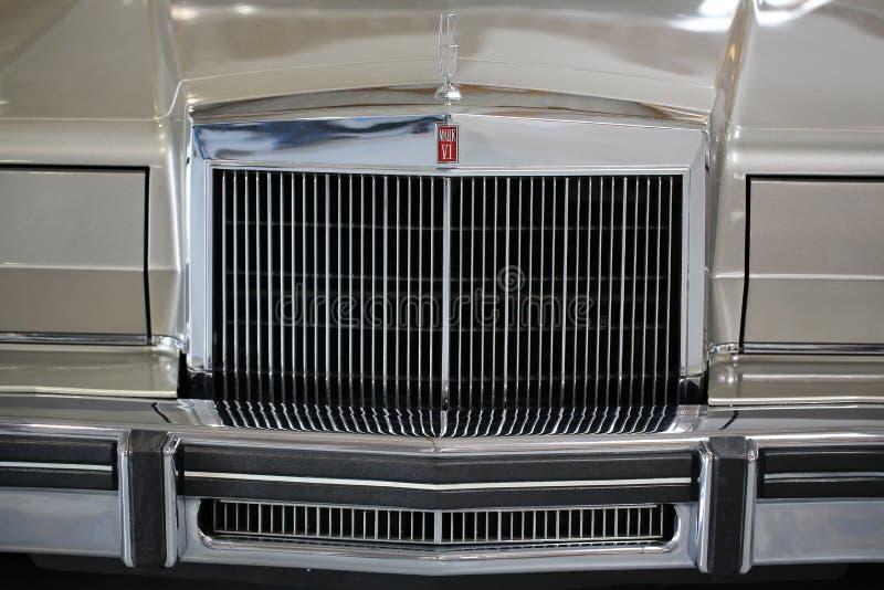 Lincoln Continental Mark VI royalty-vrije stock afbeeldingen