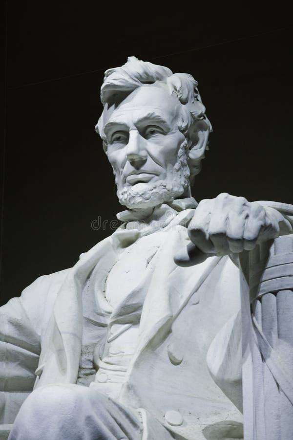 Lincoln-Denkmal 5 stockbild
