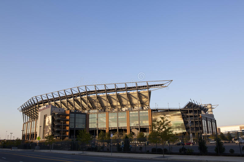 Lincoln Financial Field, Philadelphia stock images