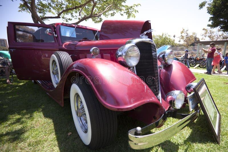 1934 Lincoln KA stock photography