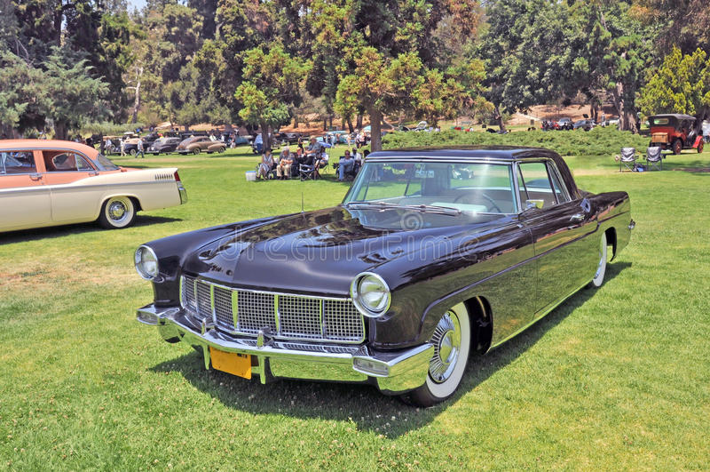Lincoln Mark II arkivfoto