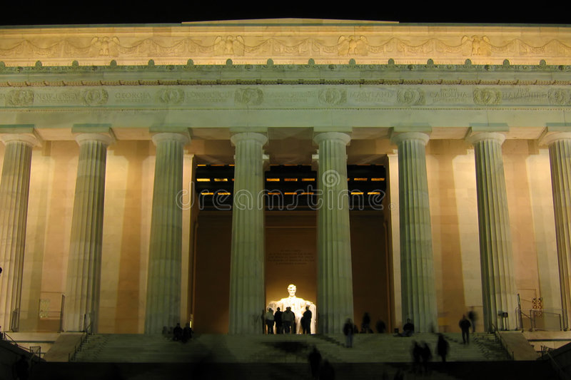 Download Lincoln Memorial Stock Images - Image: 2302224