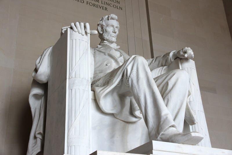 Lincoln Memorial royaltyfri bild