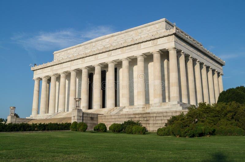 Lincoln Memorial lizenzfreie stockfotografie