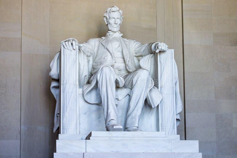 Lincoln Memorial lizenzfreies stockbild