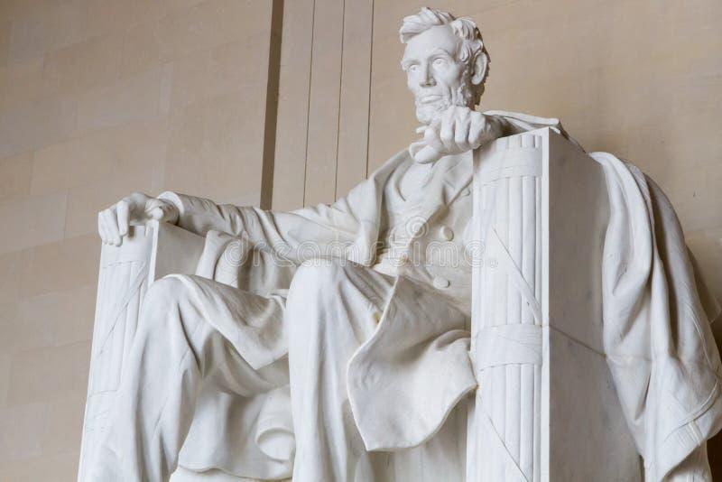 Lincoln Memorial royalty-vrije stock afbeelding