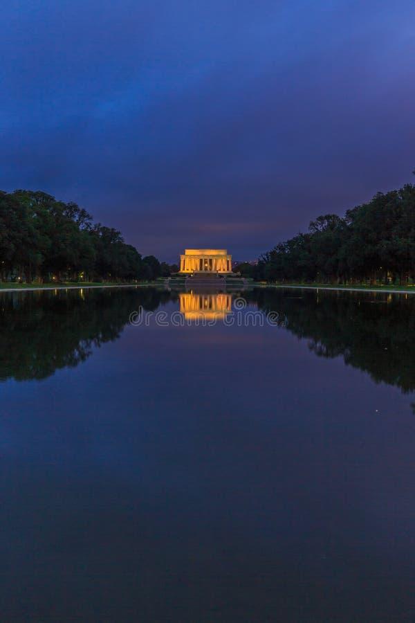 Lincoln Memorial imagens de stock royalty free