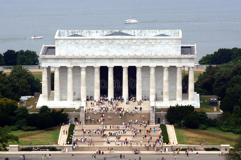 Download Lincoln Memorial Royalty Free Stock Photos - Image: 952928