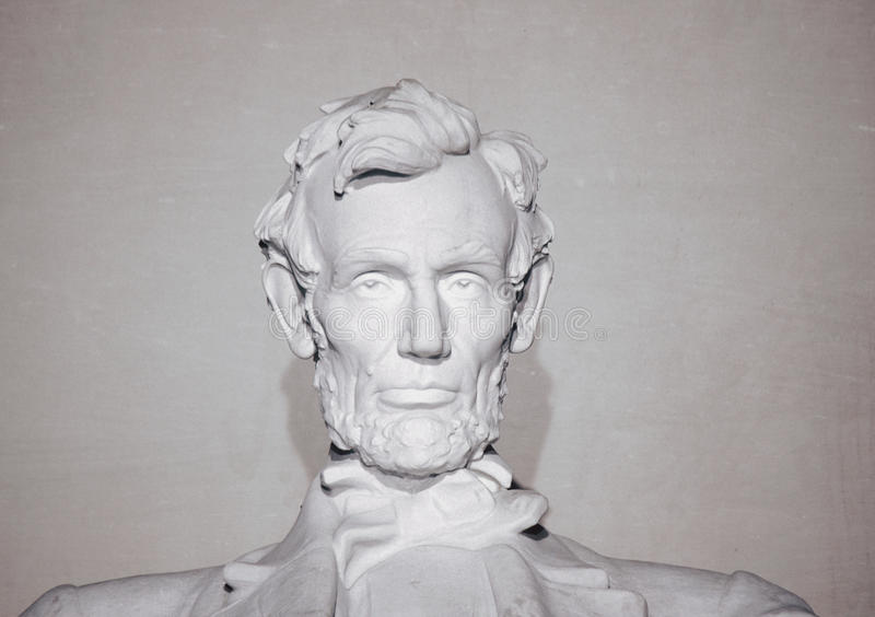 Lincoln Memorial dans la lumière de matin, Washington, C.C photos stock