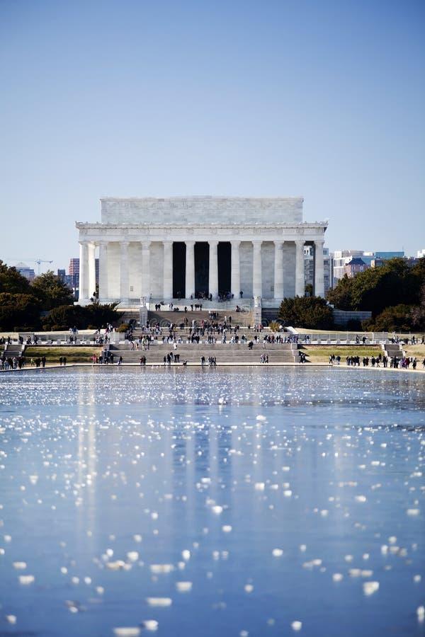 Free Lincoln Memorial In Washington DC Royalty Free Stock Photos - 7825928