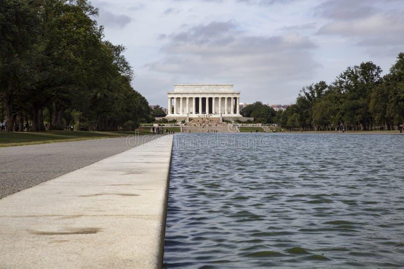 Lincoln Memorial photographie stock libre de droits