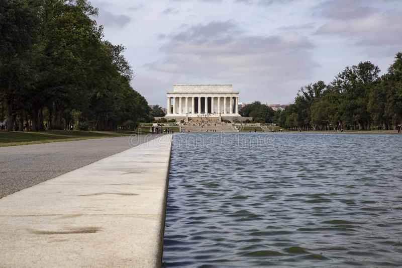 Lincoln Memorial fotografia de stock royalty free