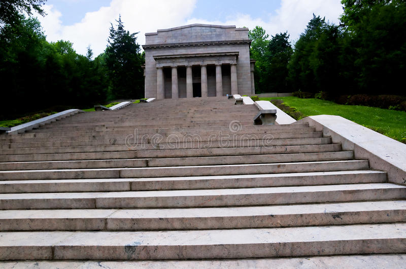 Download The Lincoln Memorial At Sinking Spring Farm Hardin County Kentucky USA Editorial Photography - Image: 83723567