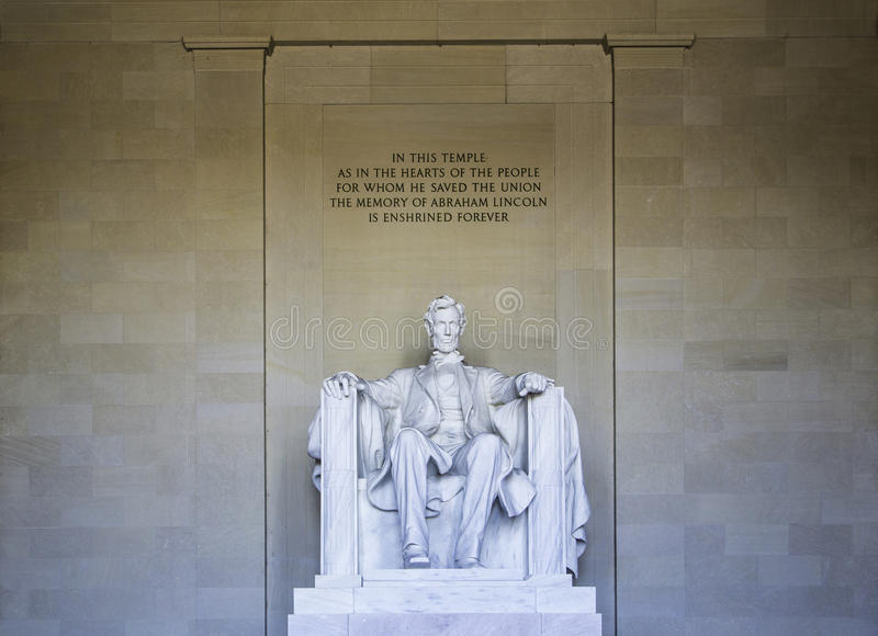 Download Lincoln Memorial stock photo. Image of history, abraham - 36601510