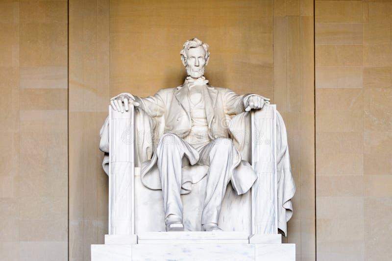 Lincoln Memorial, Washington foto de stock royalty free